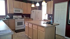 kitchen wall colors with light wood cabinets wall paint color to go w light wood cabinets lighter than oak