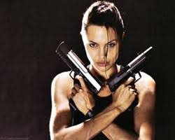Lara Croft Halloween Costume 1st Army Supply Offering Authentic Gun Lara Croft