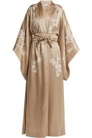 robe de chambre soie robe chambre kimono peignoirs femme comparez et achetez