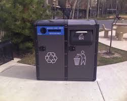 Trash Compactors by Earth Day Commercial Park