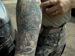 us army adopting stricter policy on tattooed soldiers what do