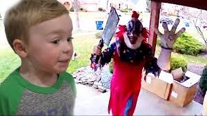 Halloween Costumes Kids Scary Clown Killer Clown Steals Box Clown Costumes Scary Clown Steals