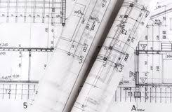 Architectural Plans Architectural House Plans Blueprints Architect Royalty Free Stock