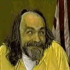 Charles Manson Meme - charles manson gif find share on giphy