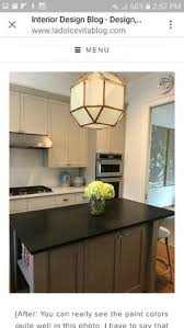 paloma contreras kitchen london gray caesarstone countertops