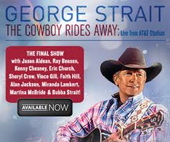 contest enter to win an autographed george strait the cowboy