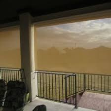 sun shades for patio see our austin roller shade screen gallery