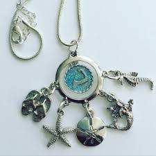 cape cod nautical charm necklace samandnan com expandable