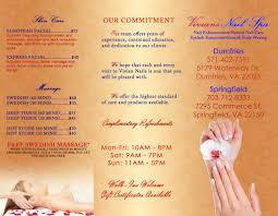 services vivian nails spa