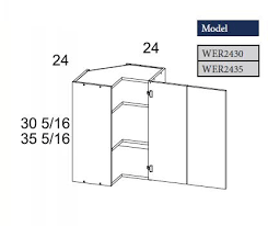 wall diagonal corner cabinet riviera conch shell wall cabinets