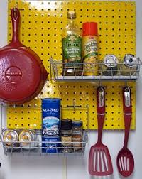 Kitchen Pegboard Ideas 5 Tips For Hanging A Kitchen Pegboard U2014 The Hip Girl U0027s Guide To