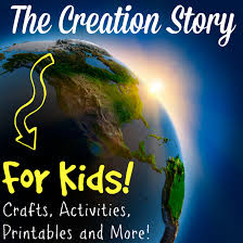 the creation story for kids stories for kids the creation and