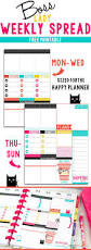 life planner template best 20 planner layout ideas on pinterest weekly weather boss lady weekly spread thi is a free printable for the happy planner weekly boxes