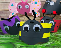 buzzy bee headband kids u0027 bug craft idea