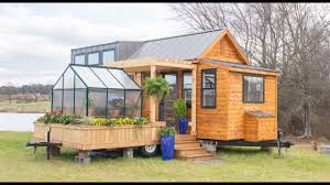 Design Your Own Home With Prices Dream Tiny House With Greenhouse Youtube