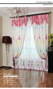 Kids Room Curtains by Children Cartoon Kids Curtain Girls Lovely Cortina Para Sala