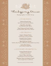 thanksgiving dinner menu templates happy easter thanksgiving 2018