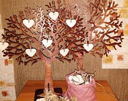 wedding tree wedding tree etsy