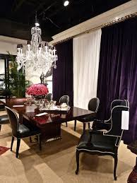 EJ Victor Home To AERIN Ralph Lauren And More Quintessence - Ralph lauren dining room