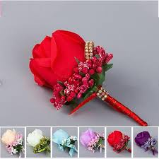 cheap corsages 2015 new wedding dresses artificial flower corsages real touch
