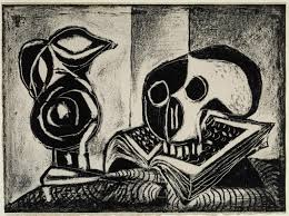 black jug and skull pablo picasso 1946 tate
