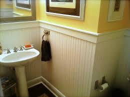 beadboard bathroom ideas beadboard bathroom wall awesome house small bathroom ideas
