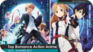 anime action romance 5 anime action romance terbaik 2016 sai summer 2017 ceritanime