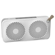 onida rain dance wireless bluetooth portable speaker rd02 white