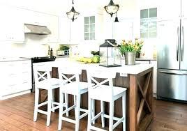 chaises hautes pour cuisine table ilot cuisine haute charmant table ilot cuisine haute 1 table