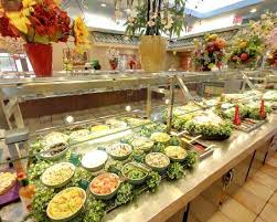 Buffet Salad Bar by Salad Bar 3 Picture Of Mandarin Restaurant London Tripadvisor