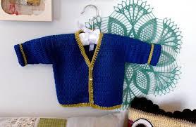 6 Pretty Crochet Cardigan Patterns
