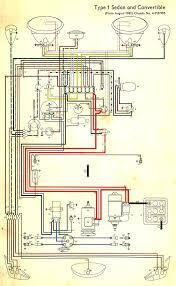 1962 beetle wiring diagram thegoldenbug com