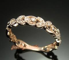 weddings 10k solid 10k gold vintage wedding band diamond antique