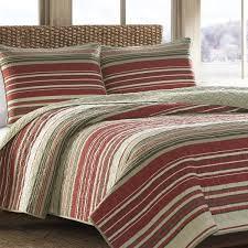 eddie bauer black friday sale eddie bauer yakima valley red 3 piece quilt set on sale free