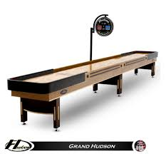 14 u0027 grand hudson shuffleboard table gametablesonline com