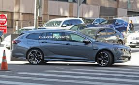 vauxhall insignia grand sport 2017 opel insignia sport tourer also spotted without any camo