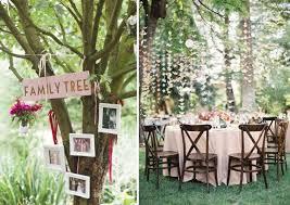 ideen f r hochzeiten bäume dekorieren für hochzeit friedatheres hochzeitsideen