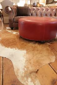 tufted leather chair and ottoman 76 best giddy up images on pinterest western furniture cowhide