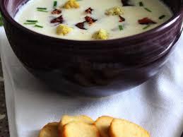 Soupe Au Blender Chauffant Soupe De Chou Fleur Au Lait Recette Sur Cuisine Actuelle
