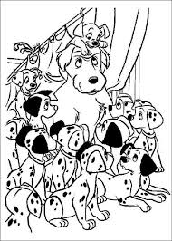 kids fun 77 coloring pages 101 dalmatians