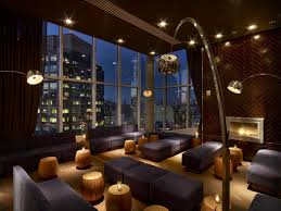 living room lounge nyc the best hotel bars in new york city