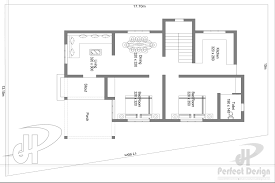 Workshop Plans 862 Sq Ft Single Floor Home U2013 Kerala Home Design