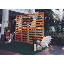 wedding backdrop rental malaysia wedding pelamin wedding dais dais diy pallet rustic wedding