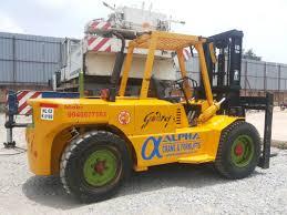 alpha crane u0026 forklifts forklift on rental i crane rental i boom