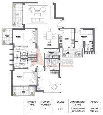 m3m merlin floor plan floorplan in