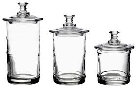 kitchen canisters glass glass kitchen storage containers wgoarbox decorating clear