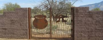 tucson fence gates and security doors collection also gate plans