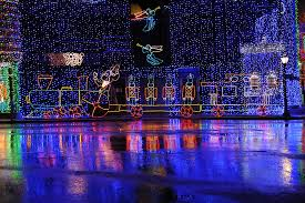 Osborne Family Spectacle Of Dancing Lights One Week Left To Experience U0027the Osborne Family Spectacle Of