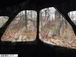 Primos Blinds Double Bull Armslist For Sale Trade Original Double Bull Blind Bs5 Like New