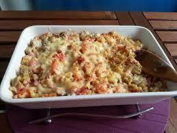 cuisine facile pas cher photo 2 de recette gratin de pâtes moelleux facile et pas cher